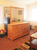 Dresser with Mirrior in Fort Carson, Colorado