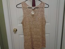 *NEW* Biege Lace Top in Eglin AFB, Florida
