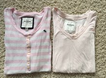 Abercrombie Long Sleeve Tops-Youth Medium in Chicago, Illinois