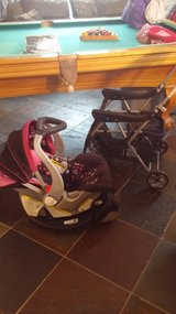 Baby Carrier/Car Seat/Stroller in Vacaville, California