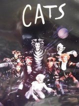 CATS on Broadway VHS Musical Andrew Lloyd Webber Best Loved Musical in Aurora, Illinois