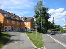 Hotel / business house for sale, including business premises on the main street and a 150 square... in Grafenwoehr, GE