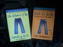 5 Books: The Sisterhood of the Travelling Pants and Meg Cabot in Ramstein, Germany
