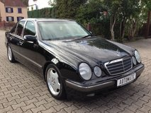 2002 Mercedes E200-EU Spec- in Baumholder-low mileage in Spangdahlem, Germany