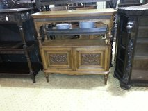 Carved Oak Buffet free delivery in Lakenheath, UK