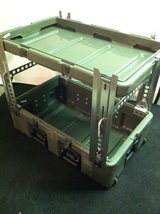 New Leg Set For HARDIGG/PELICAN Case. Turns Shipping Case Into A Table! in Fort Leonard Wood, Missouri