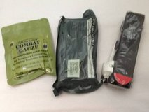 Trauma Kit- CAT Tourniquet, QuikClot Combat Gauze, Israeli Bandage in Fort Leonard Wood, Missouri