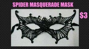 SPIDER MASQUERADE MASK in Columbus, Georgia