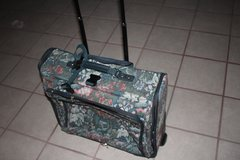 Tapestry Suitcase with Wheels in Alamogordo, New Mexico