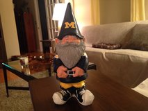 Univ. of Mich. Gnome in Batavia, Illinois