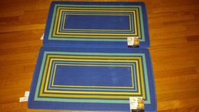 3 fiesta kitchen rugs-nwt and nwot- 20in x 36in in Wilmington, North Carolina