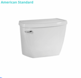 NEW. Make offer. American Standard Yorkville Pressure-Assisted 1.6 GPF Toilet Tank Only in Alamogordo, New Mexico