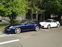 Looking for fellow Porsche owners in Ramstein, Germany