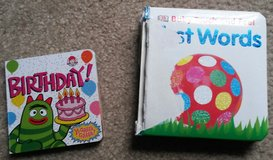 Baby's First Words book & 1 more in Fort Campbell, Kentucky