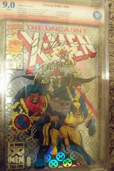 """Autographed Uncanny X-Men Comic """"Graded 9.0"""" in Fort Campbell, Kentucky"""