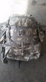MOLLE Ruck in Fort Leonard Wood, Missouri