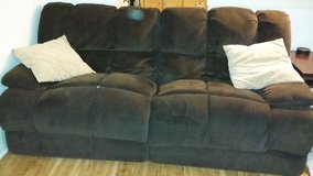 COUCH NEED GONE ASAP! REDUCED in Fort Rucker, Alabama