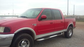 2001 f150 ford pickup in Lawton, Oklahoma