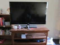LG 3-D T.V. w/ 3-D DVD player in Camp Lejeune, North Carolina