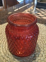 Small Red Jar in Plainfield, Illinois