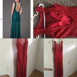 Nwt red gown in Camp Pendleton, California