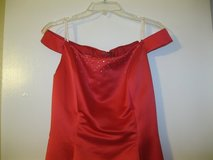 Beautiful red prom dress! Size 9-10 in Spring, Texas