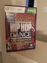 XBOX 360 Hip Hop Dance Experience Kinect Game in Houston, Texas