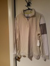 Calvin Klein Men's beige shirt, XL, NWT in Naperville, Illinois