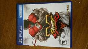 street fighter 5 ps4 in Dover AFB, Delaware