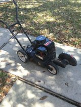 Gas Powered Push Edger in Houston, Texas