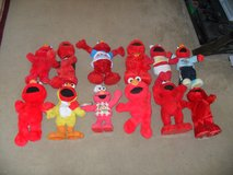 ^^  Assorted Elmos  ^^ in 29 Palms, California