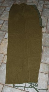 WWII Era Wool Sleeping Bag in Lawton, Oklahoma