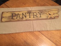 PANTRY Sign in Yorkville, Illinois