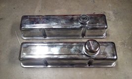 Tall valve covers for small-block Chevy in Alamogordo, New Mexico