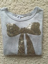 Sweatshirt with Sequined Bow-Junior Medium in Westmont, Illinois