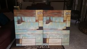 Canvas art in Conroe, Texas