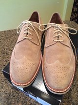 Mens Banana Republic 10 1/2 Digby Suede in Yorkville, Illinois