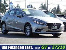 2015 Mazda3 i Touring 6 speed *Low miles* 1 Owner in Fort Lewis, Washington