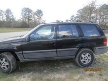 1993         jeep Grand Cherokee in Camp Lejeune, North Carolina