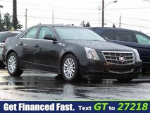 2011 Cadillac CTS CTS4-AWD Low Miles in Fort Lewis, Washington