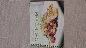 Grill it quick cookbook - Pampered Chef in Naperville, Illinois