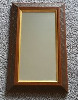 Wood Framed Mirror in Fort Benning, Georgia