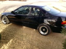 1995 HONDA CIVIC (VTEC/AUTOMATIC/COUPE)-REDUCED in Fort Bliss, Texas