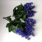 "PURPLE LILACS ARTIFICIAL ""SILK"" FLOWERS, 14"", 2-pk, NWT in St. Charles, Illinois"