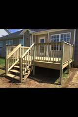 New decks in Pleasant View, Tennessee