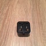 Travel plug / adapter EU to US 40 pieces in Los Angeles, California