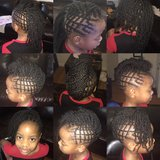Braids in Schofield Barracks, Hawaii