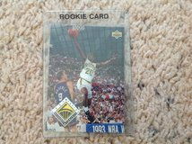 Gary Payton Rookie Card in Camp Lejeune, North Carolina