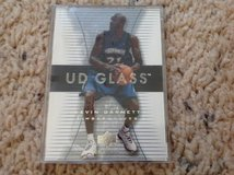 Kevin Garnett Card in Camp Lejeune, North Carolina