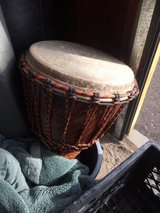 African Drum in Fort Irwin, California